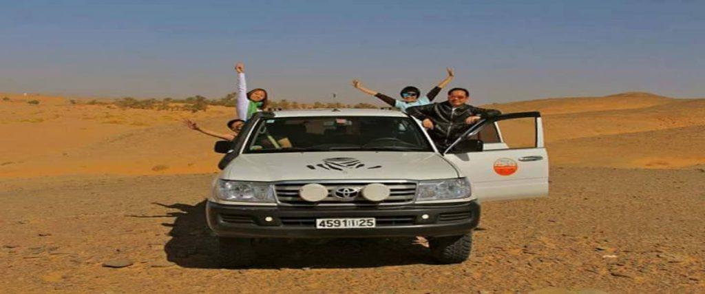 10 Days Tour Casablanca Desert