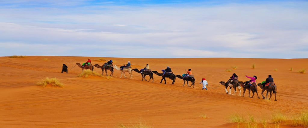 7 Days Trekking Marrakrch Merzouga
