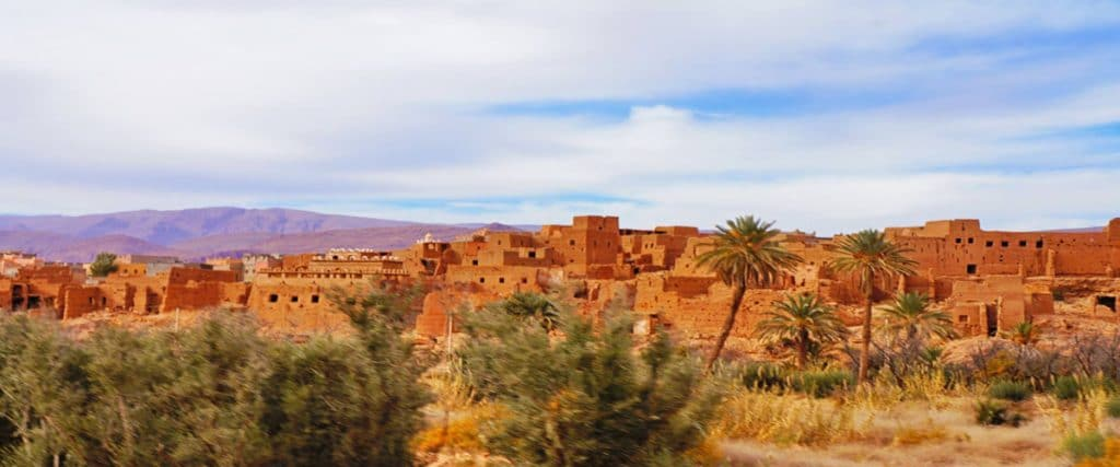 6 Days Tour Agadir Desert
