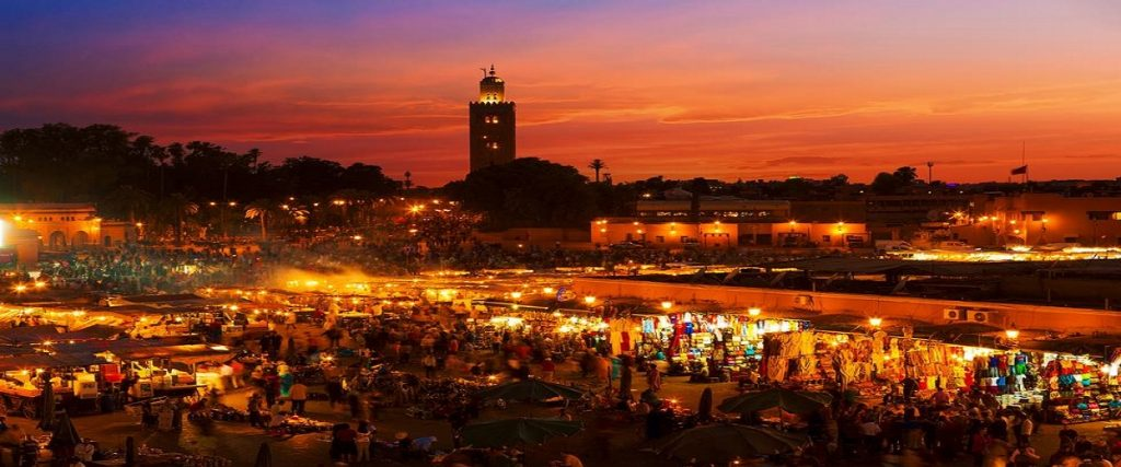 marrakech from casablanca