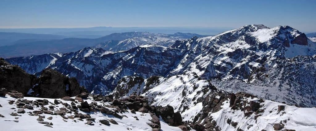 8 Days Trekking Marrakech Toubkal