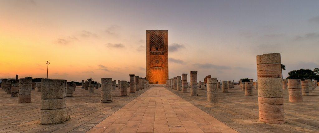 Day trip in  Rabat