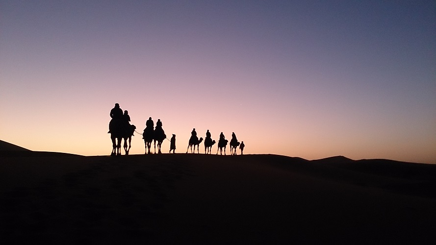 Fes desert tour 3 days to Merzouga