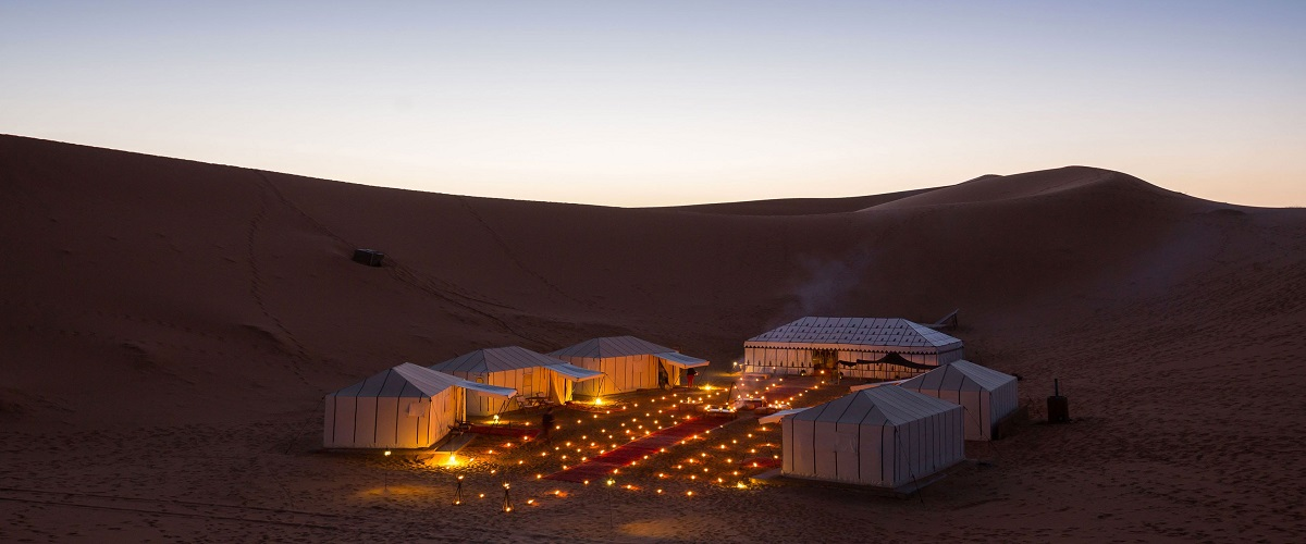 5 Days from Marrakech to desert back to Marrakech