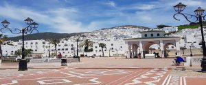 Tour from Fes to Chefchaouen and Casablanca 4 Days